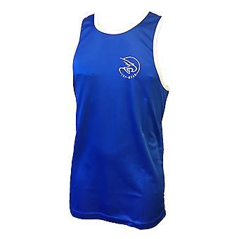 Tuf Wear Club Boxing Vests Blue