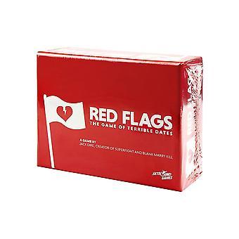Red Flags - Korkunç Tarihler Oyunu