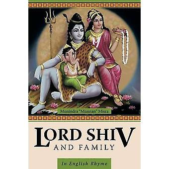 Lord Shiv and Family In English Rhyme by Misra & Munindra Munnan
