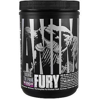 Universal Nutrition Animal Fury Dietary Supplement - Watermelon - 30 Servings