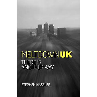 Meltdown UK  There is Another Way by Haseler & Stephen