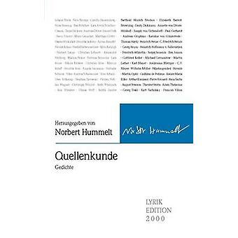 Quellenkunde by Hummelt & Norbert