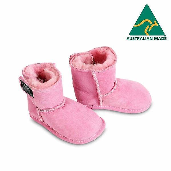 Australische handgemaakte schapenvacht Baby UGG Boot
