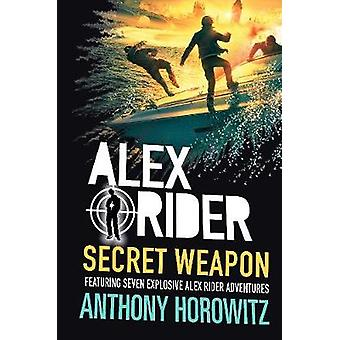 Secret Weapon by Anthony Horowitz - 9781406340174 Book