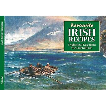 Salmon Favourite Irish Recipes by Dorrigo - 9781912893065 Book