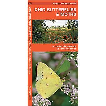 Ohio Butterflies & Moths - A Folding Pocket Guide to Familiar Species
