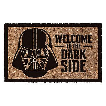 Star Wars, doormat-Welcome to the Darkside