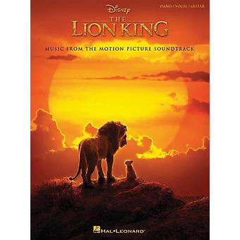 The Lion King Music from the Motion Picture Soundtrack PianoVocalGuitar von Hal Leonard