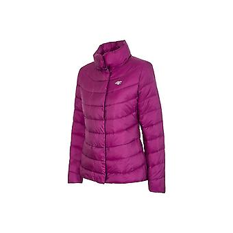 4F KUD009 H4Z17KUD009PURPLE universal winter women jackets