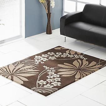 Ohelo Rugs In Chocolate