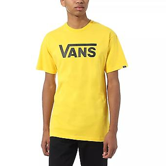 Vans MN Classic Lemon Chrome VN000GGG85W universal all year men t-paita