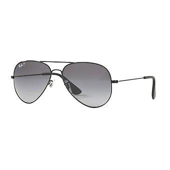 Ray-Ban RB3558 002/T3 Black/Polarised Grey Gradient Sunglasses