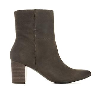 Women's Rockport Gail Patch Ankle Boots in Grey