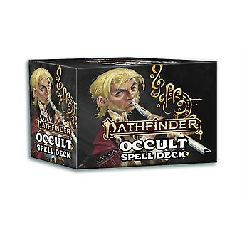 Pathfinder Spell Cards Occult P2 by Staff & Paizo