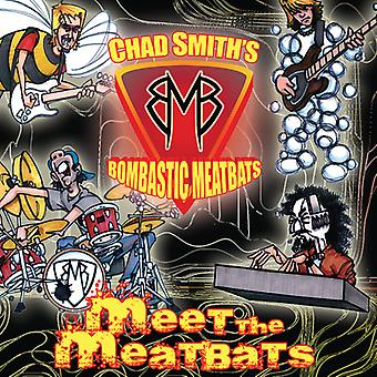 Chad Smith - Meet the Meatbats [CD] USA import