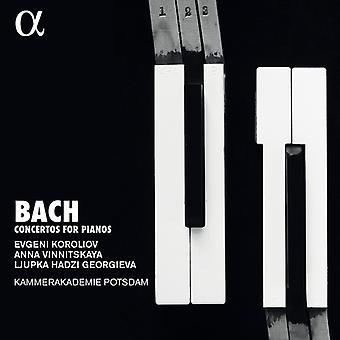 Concertos For Pianos [CD] USA import