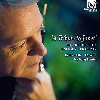 Nicholas Daniel - Tribute to Janet [CD] USA import