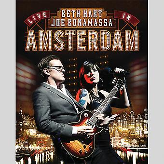 Live in Amsterdam [Blu-ray] USA import