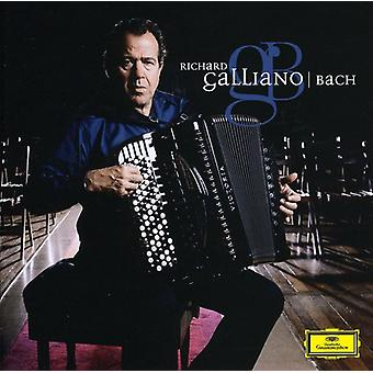Richard Galliano - Richard Galliano: Importação de Bach [CD] EUA