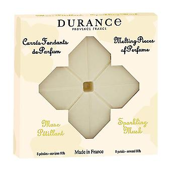 Durance Wax Melts - Sparkling Musk