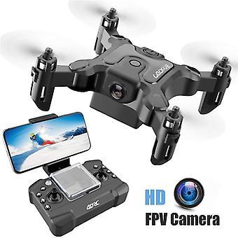 मिनी ड्रोन के साथ/बिना एचडी कैमरा हाईट होल्ड मोड आरसी क्वाडकॉप्टर रफ वाईफाई Fpvquadcopter का पालन करें मुझे आर सी हेलीकाप्टर