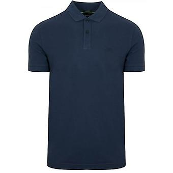 BOSS Navy Piro Polo Shirt