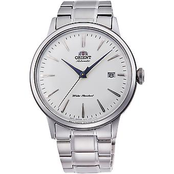 Orient Classic Watch RA-AC0005S10B - Rostfritt stål Gents Automatisk analog