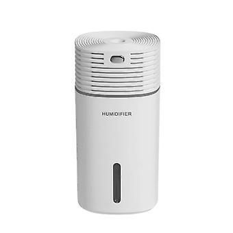 Bärbar luftfuktare för hem och bil - vit