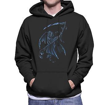 Simya Kan Hasat Men's Kapüşonlu Sweatshirt