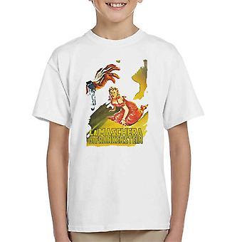 Hammer skräckfilmer Frankenstein Elizabeth GASP Kid ' s T-shirt