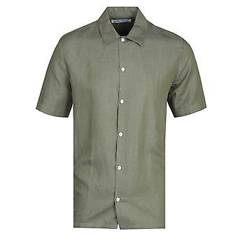 Samsoe & Samsoe Avan JX 11526 Thyme Green Shirt