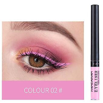 Waterproof Liquid Eyeliner For Makeup Glitter