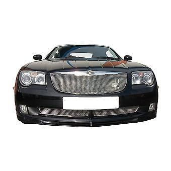 Chrysler Crossfire - Front Grille Set (2004 to 2008)