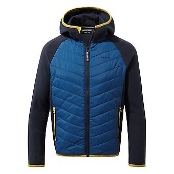 Craghoppers Boys Akira Hybrid Hooded Jacket