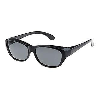 Sunglasses Unisex grey with grey lens Vz0027pg