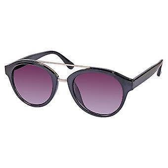 Sunglasses Unisex black with grey lens (ml6610)