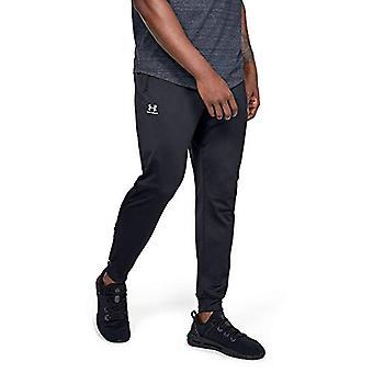 تحت درع الرجال & apos;s Sportstyle السراويل الركض, أسود / أبيض, متوسطة
