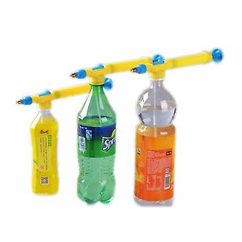 Adjustable Metal Sprayer Super Water Gun - Outdoor Funny Sports Toys