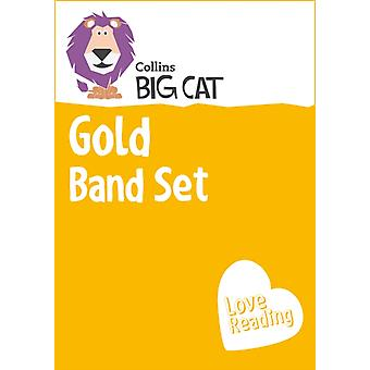 Gold Band Set by Prepared for publication by Collins Big Cat