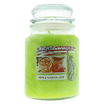 Liberty Candles Apple Marmalade - Premium Scented Candle 623g
