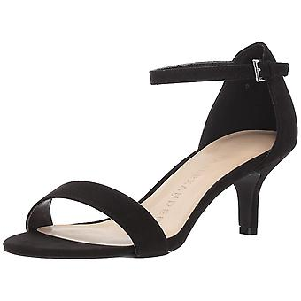 Athena Alexander Womens Monroe Open Toe Casual Ankle Strap Sandals