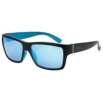 نظارات شمسية الناهضة الكتلة - مات الأسود / الأزرق / بلو ميرور