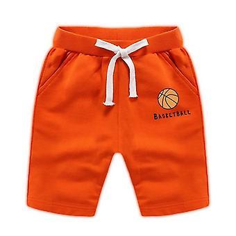 Ofcs Baby Trousers For Boy / Girls Shorts- Children's Cotton Sports Boys Beach Shorts Kids Boys Short Motion Pants 2-12