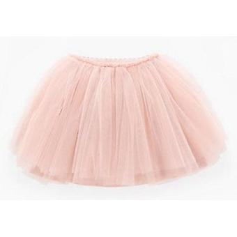 Fluffy Skirts Kids Ball Gown,l Princess Dance Party Jupe Set-2