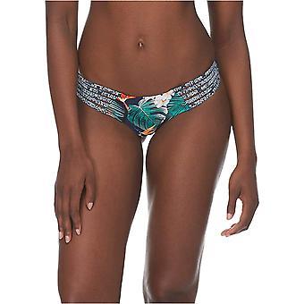 Body Käsine Naiset&s Amaris Röyhkeä kattavuus Bikini Bottom Uimapuku, Uluwatu Nav ...