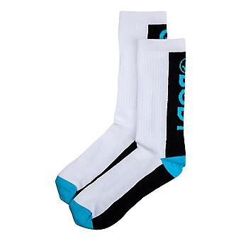 Body Glove Bold Socks - White