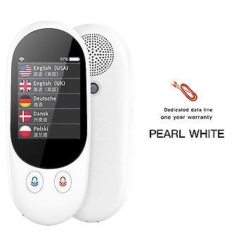 Smart Instant Voice Photo Scanning Translator 2,4 inch Touch Screen Wifi Ondersteuning Offline Draagbare meertalige vertaling