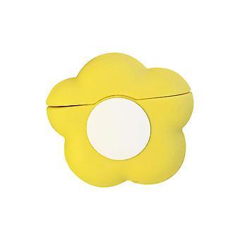 Obudowa w stylu kwiatowym Silikonowa obudowa do Apple AirPods żółty