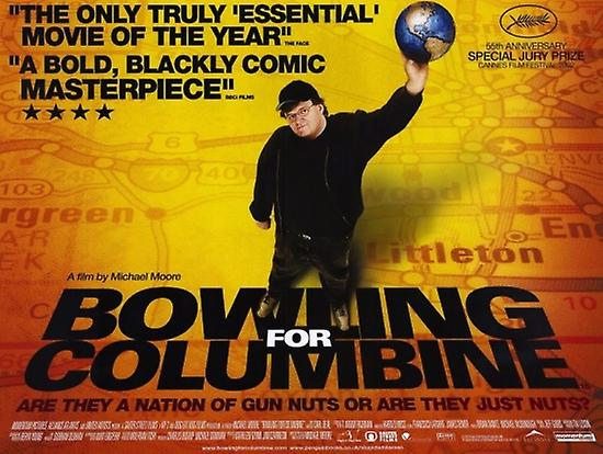bowling of columbine On april 20, 1999, in the town of littleton, colorado, high-school seniors, dylan klebold and eric harris, enacted an assault on columbine high school.