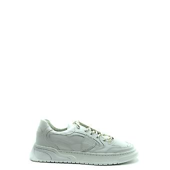 Philippe Modelo Ezbc019078 Zapatillas de tela blancas para mujer y apos;s